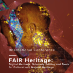 Invited talk at FAIR Heritage conference