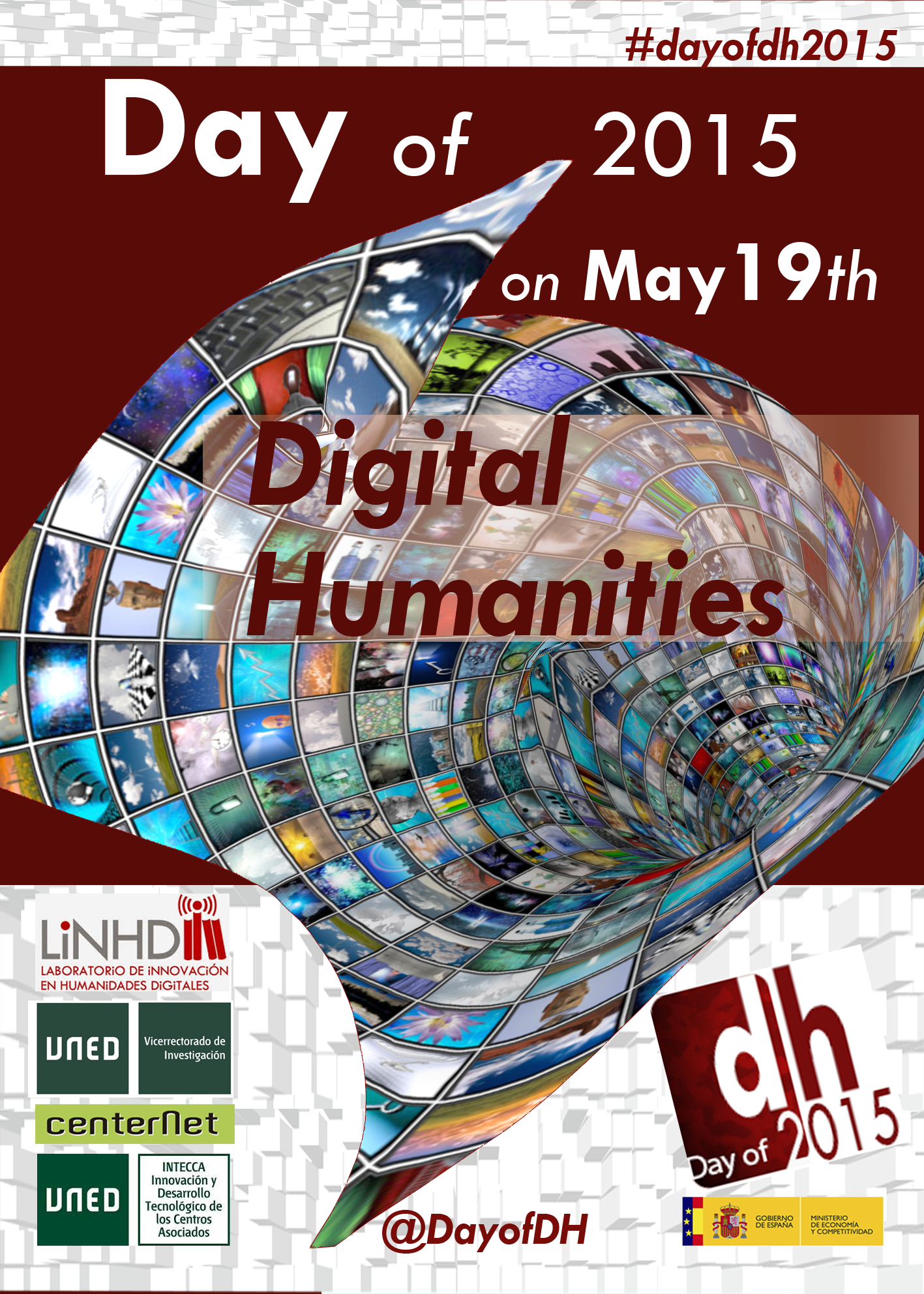 Poster of Day of DH 2015