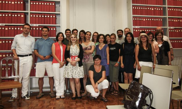 DH group @ CENDARI Summer School