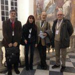 From left to right: Bernardo Magnini, Cristina Amoretti, Pier Marco Bertinetto, Andrea Bonomi