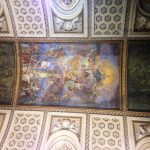 The amazing ceiling of Sala del Minor Consiglio
