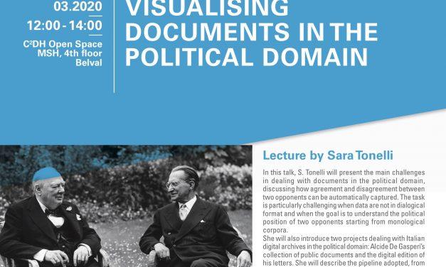 CANCELED: Seminar at Université du Luxembourg