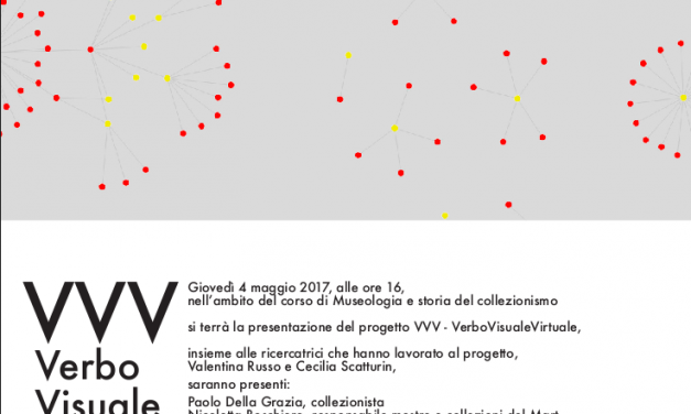 Presentation of VVV project in Milan