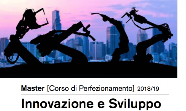 Lecture at Advanced School of Innovation, University of Calabria
